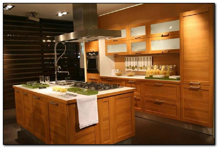A discussion of kitchen wood cabinets home and cabinet for Types of wood used for cabinets