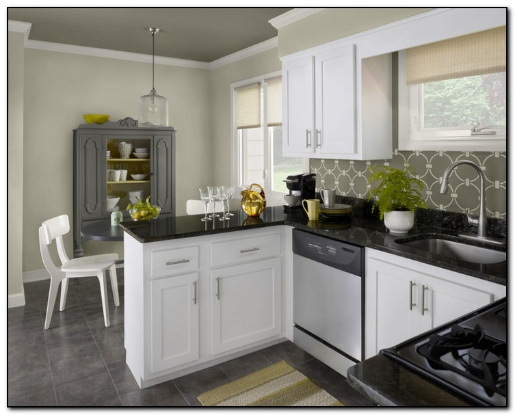 lovely Kitchen Cabinet Designs And Colors #8: what color to paint my kitchen cabinets