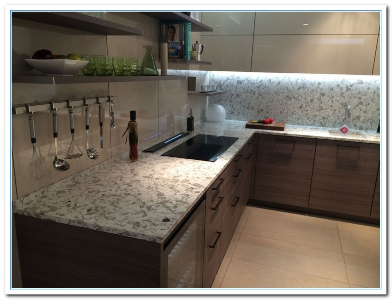 Bathroom counter backsplash ideas