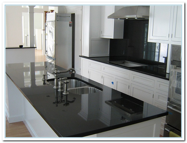 Black White Granite Countertops : ... terms granite colors for white cabinets most beautiful granite colors