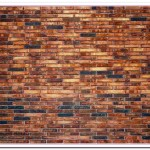 brick wallpaper interior design