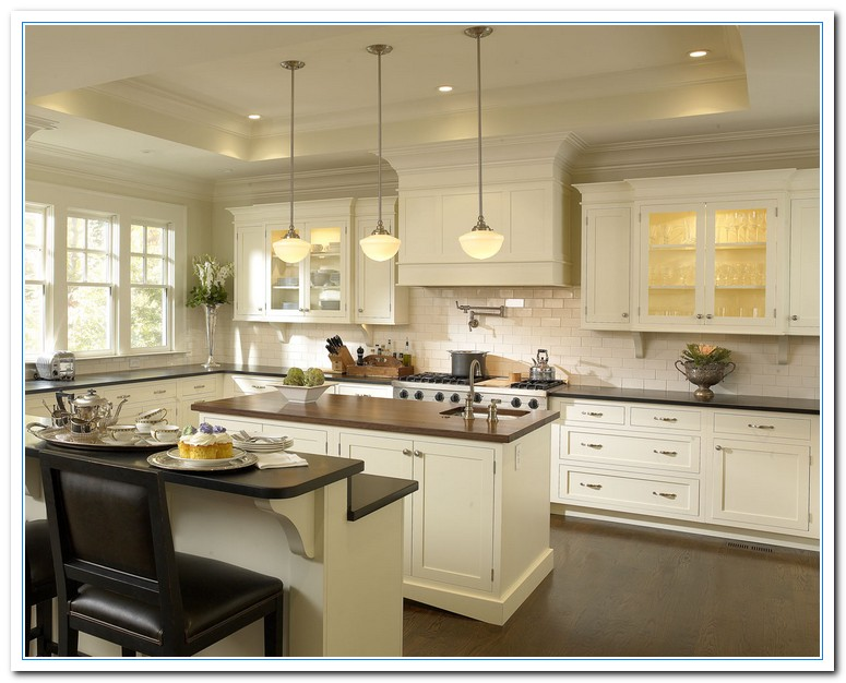 Featuring white cabinet kitchen ideas home and cabinet for Different kitchen designs