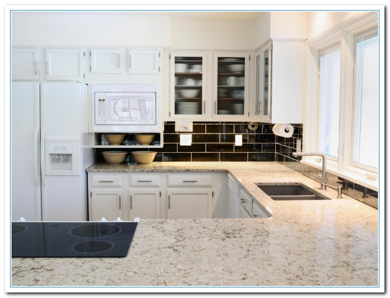 Granite Countertops Colors With White Cabinets : White Cabinets with Granite Countertops Home and Cabinet Reviews