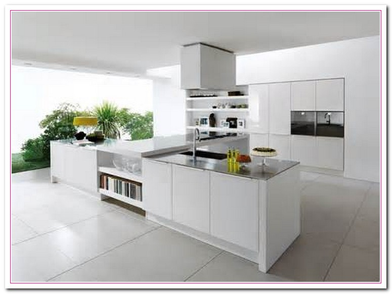 white color kitchen. modern white kitchen cabinets photos White Colored Kitchen And Granite Countertop Selection  Home and
