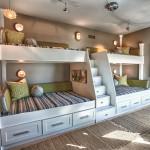 4 bed bunk bed
