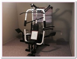 Club Weider 16.6st Home Gym