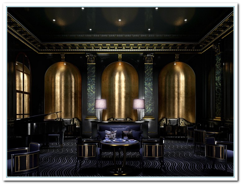 Art Deco Interior Design Pictures To Pin On Pinterest