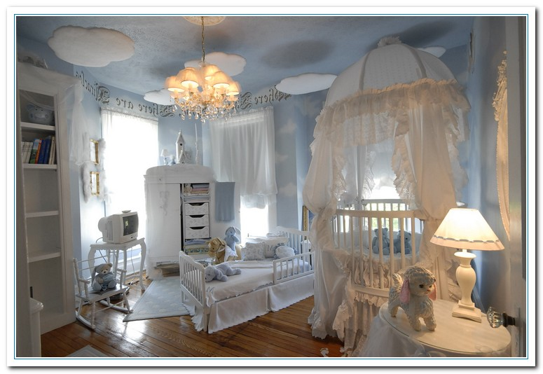 Baby bedroom decorating ideas