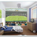 soccer bedroom decorations