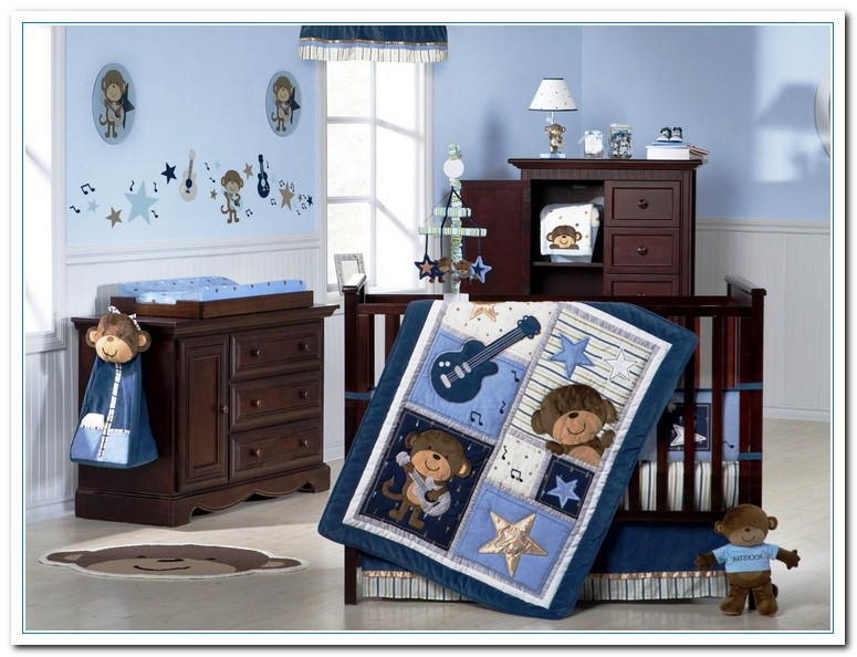 baby boy decorating room ideas