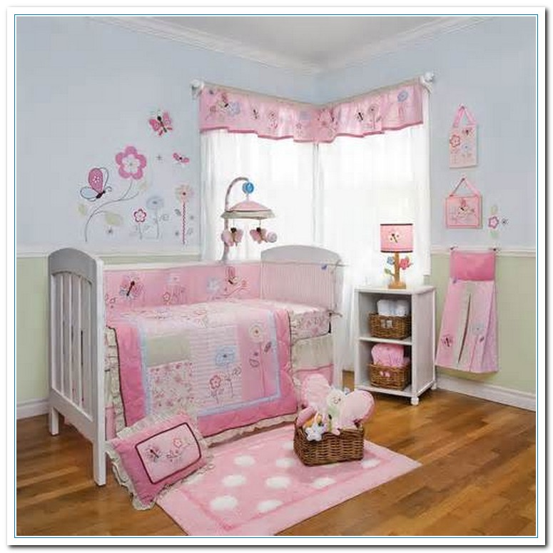Five themes ideas for baby girl room decor home and for Baby girl decoration room