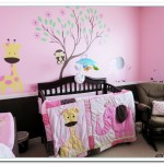 cute baby girl room themes