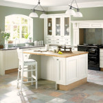 best colors for kitchens with white cabinets