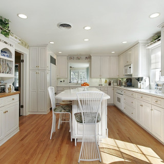 best white color for kitchen cabinets