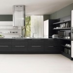 Consider Choosing Black Countertops for Your Kitchen