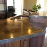 dark granite countertops backsplash ideas