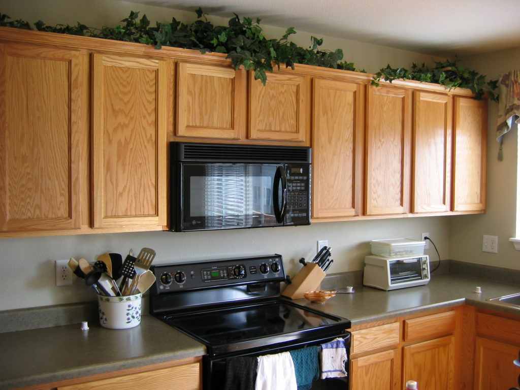 ideas for on top of kitchen cabinets top cabinets for your kitchen home and cabinet reviews 17492