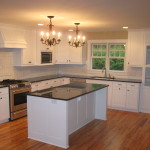 kitchen made cabinets