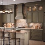 kraftmaid kitchen island