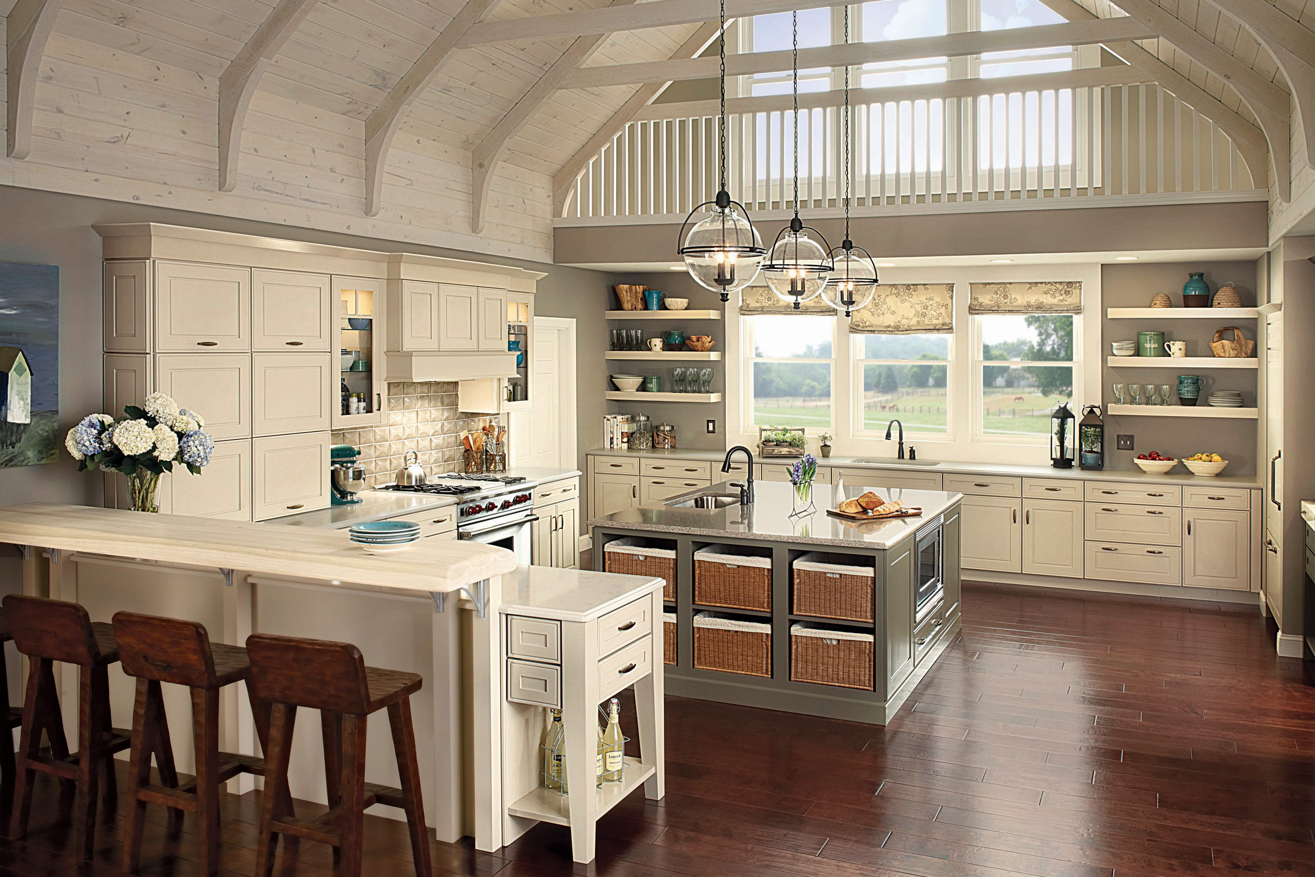 Kraftmaid Office Cabinets Home And Cabinet Reviews