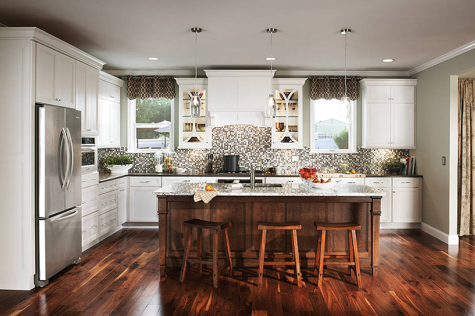 The Excellence in Medallion Kitchen Cabinets | Home and ...