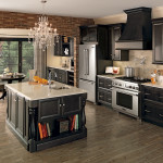 The Detail for Merillat Kitchen Cabinets