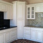 An Antique White Kitchen Cabinet And Furniture : Yes Or No?