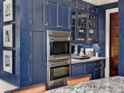 Navy Blue Kitchen Ideas