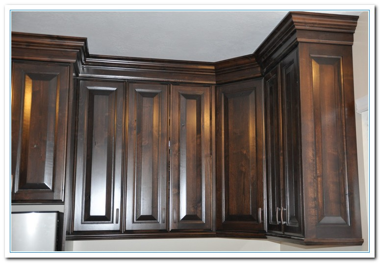 Working on walnut kitchen ideas for flexible design home for Walnut kitchen cabinets