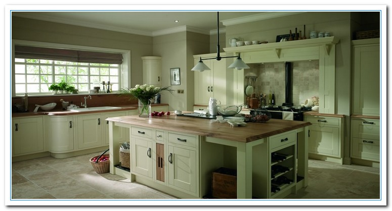 Country Kitchens Idea
