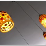hanging pendant lights over kitchen island