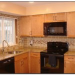 Kitchen Backsplash Panels Design Ideas