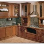 kitchen backsplash ideas for dark cabinets