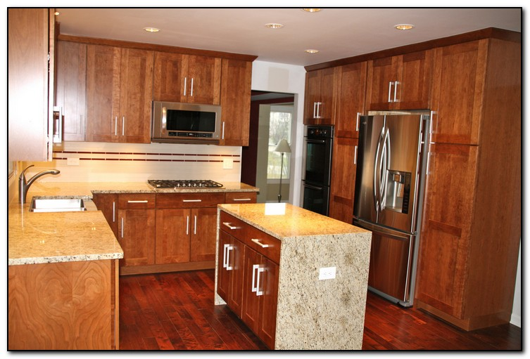 Searching for kitchen redesign ideas home and cabinet for Kitchen remodels on a budget photos
