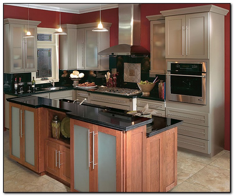 Bloombety Small U Shaped Kitchen Layout1 U Shaped: What Is L-Shaped Kitchen