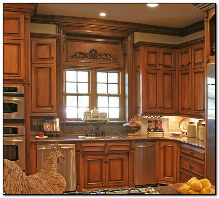 Mahogany Wood Cabinets ~ A discussion of kitchen wood cabinets home and cabinet