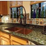 mexican tiles for kitchen backsplash