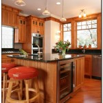 Mission Style Cabinets for Modern Kitchen