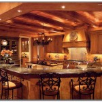 old world italian kitchen design
