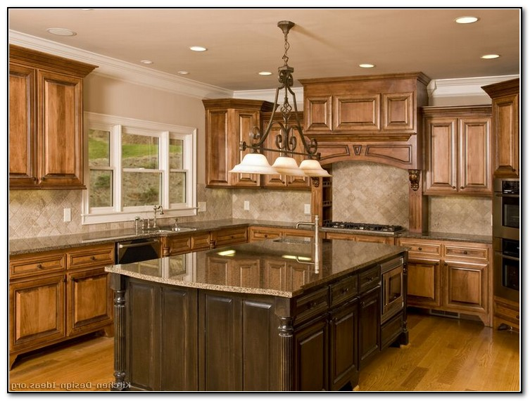 Ideas For Painting Old Wood Kitchen Cabinets