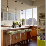 over kitchen island lighting