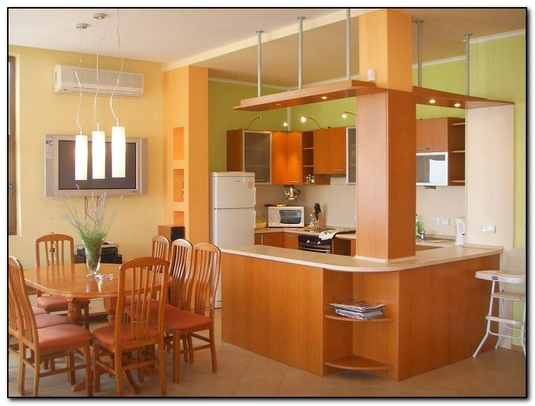Paint color ideas for your kitchen home and cabinet reviews for Kitchen wall paint design