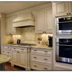 How to Antique White Cabinets for Elegant Design