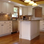 pictures of remodeled kitchens with white cabinets