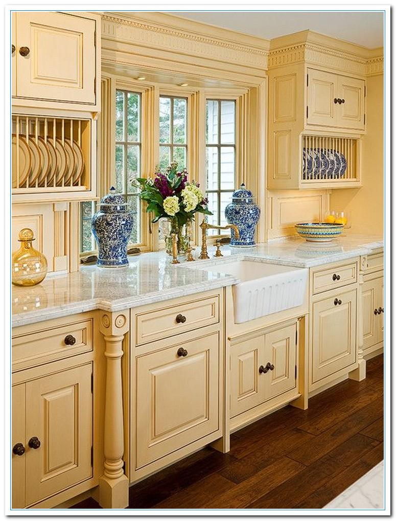 Image Result For Country Kitchen Cabinet