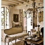 rustic french country cottage decor