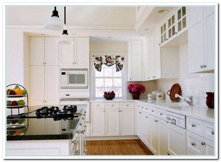 Simple Kitchen Furniture Design simple kitchen with portable kitchen island cabinets white wooden