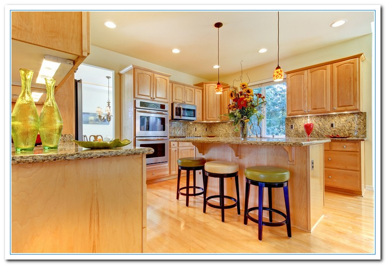 Designer Kitchen Decorating Ideas ~ Working on simple kitchen ideas for design home