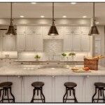 single pendant lighting over kitchen island