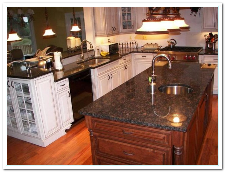 Granite Backsplash Ideas Part - 39: Tan Brown Granite Backsplash Ideas